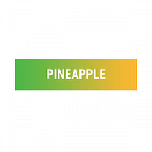 Discounted 10ml Pineapple flavoured eliquid 18mg