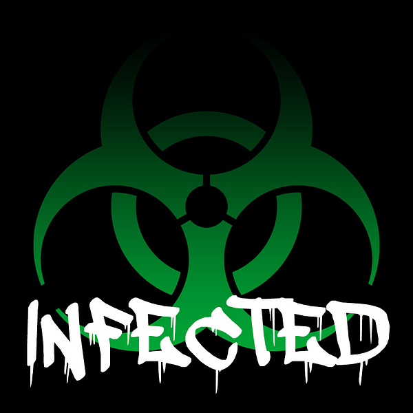 Discounted Infected Pomberry Blast Shortfill Flavoured Eliquid