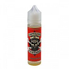 Captains Custard – Strawberry (50ml)