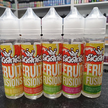 Fruit Fusions – Raspberry & Pear (50ml)