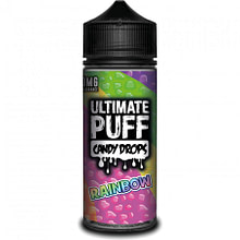 Ultimate Puff – Candy Drops – Rainbow (100ml)