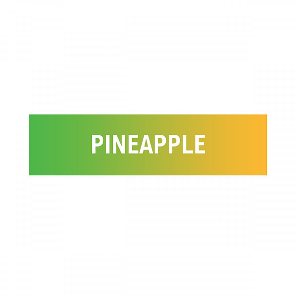 Cheap 10ml Pineapple Flavoured eliquid 12mg