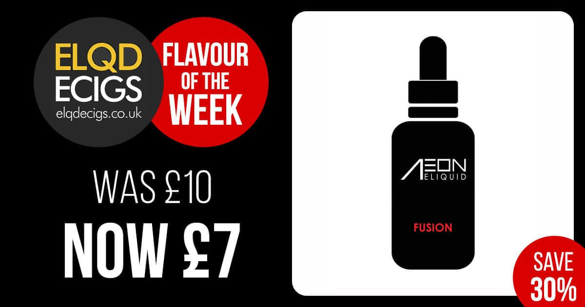 Flavour Of The Week: 30% Off AEON – FUSION