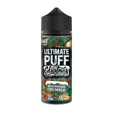 Moreish/Ultimate Puff – Christmas Edition – Blackberry Crumble (100ml)