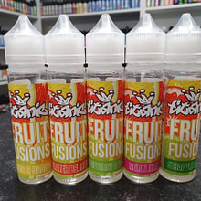 Fruit Fusions – Summer Berries (50ml)