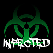 Infected – Berry Mojito (50ml)