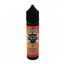Captains Custard – Banana Caramel (50ml)