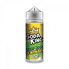 Soda King – Sharp Apple Lemonade (50ml)