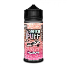 Moreish Puff – Prosecco – Raspberry (100ml)