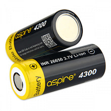 26650 Battery Cell – Aspire