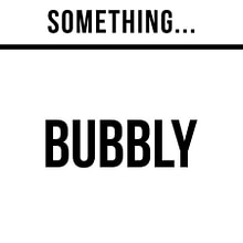 Something v2 – Bubbly (20ml)