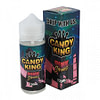 Discounted Candy King Pink Squares 120ml Sweet Flavoured Eliquid includes x2 nic shots