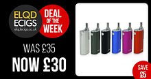 Weekly Deal – Eleaf iStick Basic £30