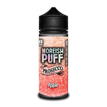 Moreish Puff – Prosecco – Apple (100ml)