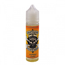 Captains Custard – Lemon Curd (50ml)