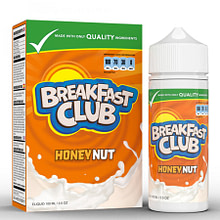 Breakfast Club – Honey Nut (100ml)