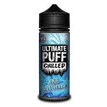 Ultimate Puff – Chilled – Blue Raspberry (100ml)