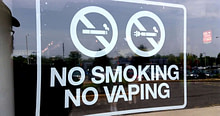 Austin Texas Bans Vaping In Public Areas