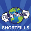 Cheap Daily Vapour Strawberry Cream Chew Shortfill Flavoured Eliquid