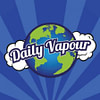 Shop Daily Vapour 10ml 50:50 Premium Strawberry Cheesecake Flavoured ELiquid 12mg
