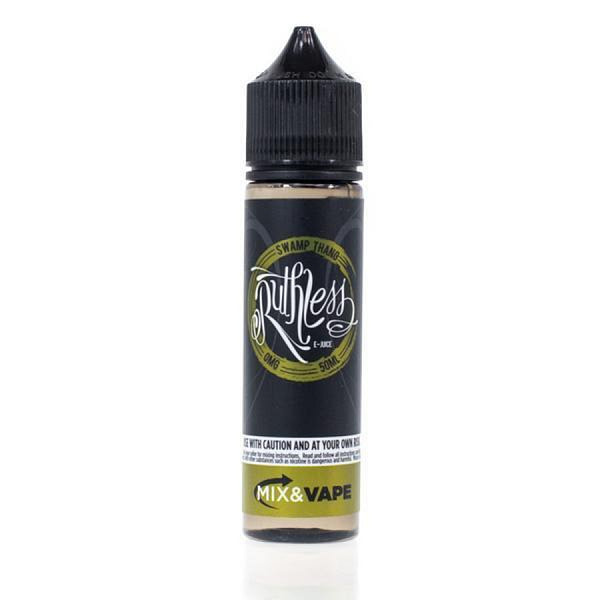 Discounted Ruthless Swamp Thang Shortfill Eliquid 50ml