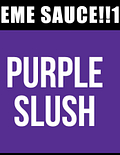 Meme Sauce v2 – Purple Slush (20ml)