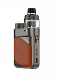 Vaporesso Swag PX80 Kit (18650) (Leather Brown)