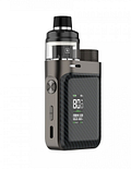 Vaporesso Swag PX80 Kit (18650) (Brick Black)