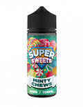 Super Sweets – Minty Chews (100ml)