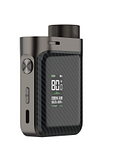 Vaporesso Swag PX80 Mod + 510 Adapter (Brick Black)