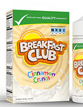 Breakfast Club – Cinnamon Crunch (100ml)