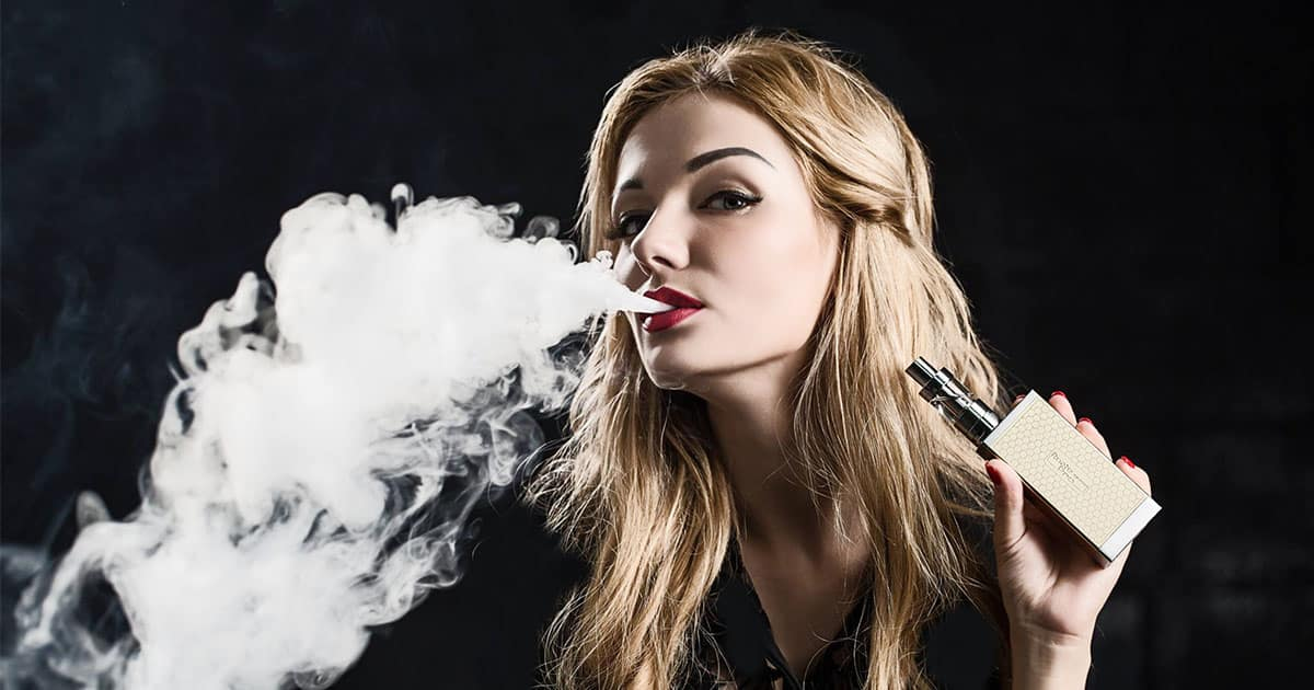 Global E-Cigarette Market Set To Be Worth £25 Billion In The Next 4 Years