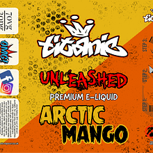 Titanic Unleashed – Arctic Mango (50ml)