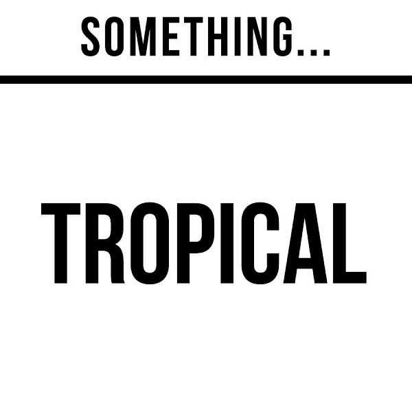 Discounted Something v2 Tropical Eliquid 20ml