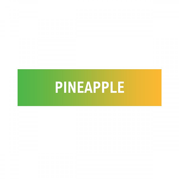Discounted 10ml Pineapple Flavoured eliquid 3mg