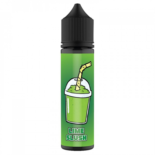 Sale Slush Lime Flavoured Shortfill Eliquid